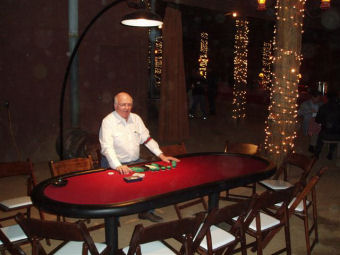 Running aces texas holdem tournaments